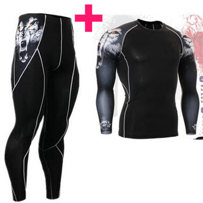 OSS Limited Edition Rash Guard Plus Spats Bundle - OSS Sports