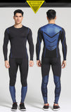 Oss Pro Combat EVO.2 Serie Compression Rash Guard Top plus Pants Bundle - OSS Sports