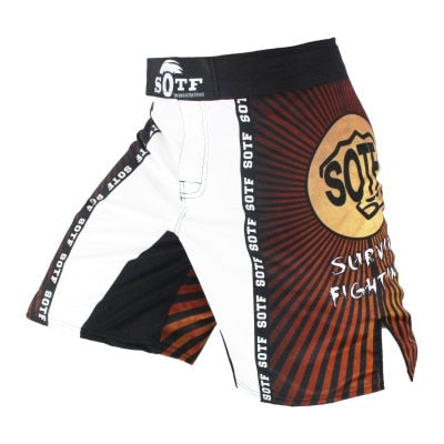 SOTF MMA and BJJ Training  and Sparring Shorts - OSS Sports