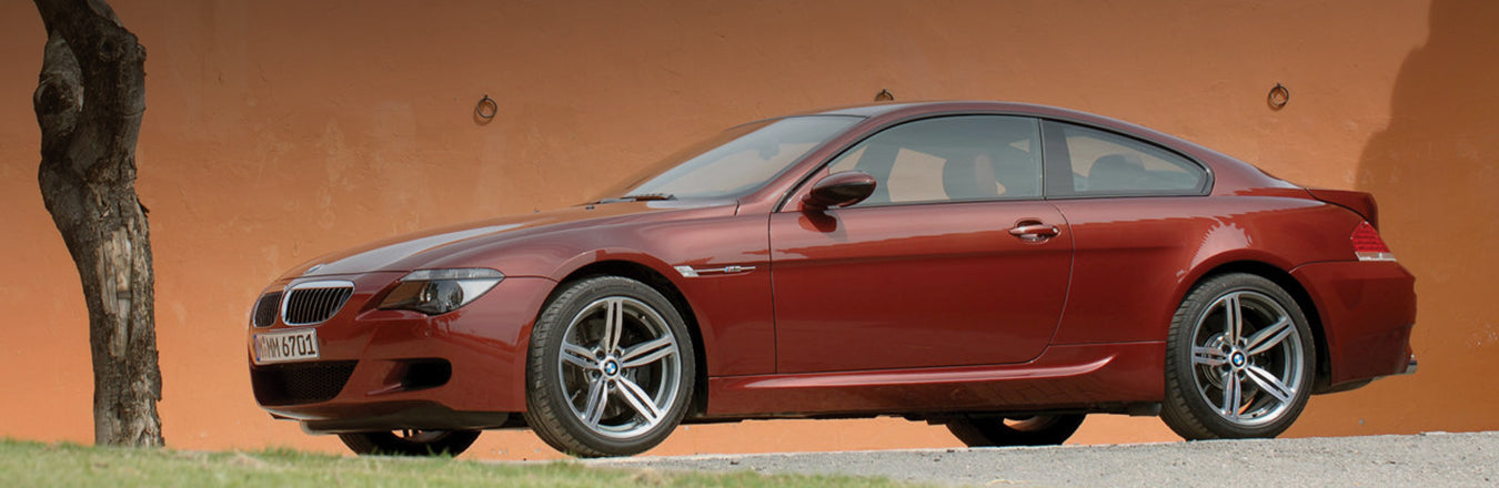 b70adc3f3cd2 BMW M6 (E63). Aftermarket parts and accessories ...
