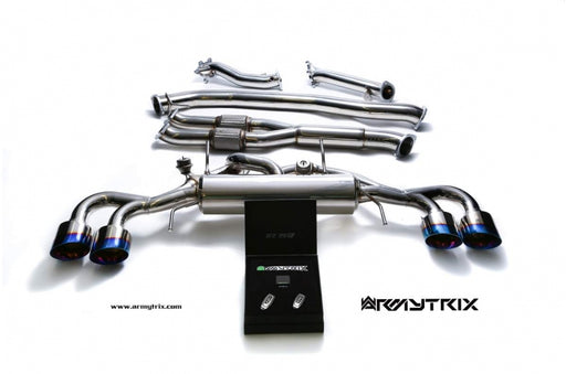 Armytrix Valvetronic Exhaust System for Nissan GTR (R35)
