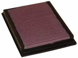 K&N Replacement Air Filter for BMW 3-Series (E46)