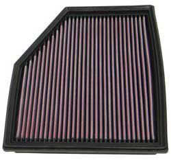K&N Replacement Air Filter for BMW 5-Series (E60)