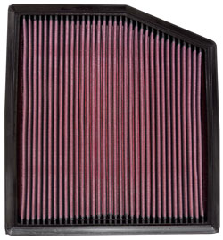 K&N Replacement Air Filter for BMW 3-Series (E92)