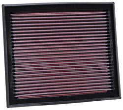 K&N Replacement Air Filter for Ford Focus ST (MK2)