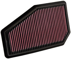 K&N Replacement Air Filter for Honda Civic Type R (FN2)