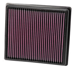 K&N Replacement Air Filter for BMW 1-Series (F21)