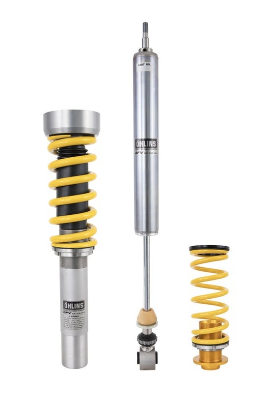 Ohlins Road & Track Coilovers for BMW 1M (E82)