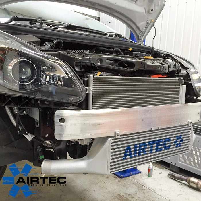 AIRTEC Stage 2 Intercooler Upgrade for Vauxhall Corsa (D)