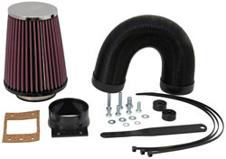 K&N 57i Performance Air Intake Kit for BMW 3-Series (E36)