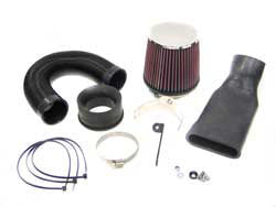 K&N 57i Performance Air Intake Kit for BMW 3-Series (E46)