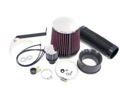 K&N 57i Performance Air Intake Kit for Audi A3 (8L)