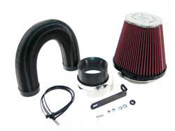 K&N 57i Performance Air Intake Kit for BMW 5-Series (E39)