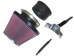 K&N 57i Performance Air Intake Kit for Audi A4 (B6)