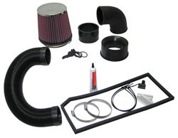K&N 57i Performance Air Intake Kit for Skoda Octavia (1Z)