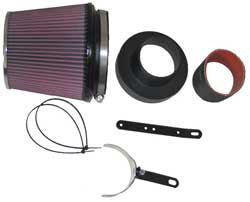 K&N 57i Performance Air Intake Kit for Audi S4 (B5)