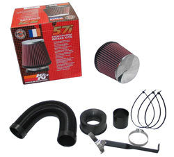 K&N 57i Performance Air Intake Kit for Vauxhall Corsa (D)