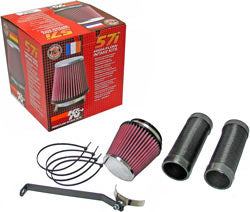 K&N 57i Performance Air Intake Kit for BMW 1-Series (E81)
