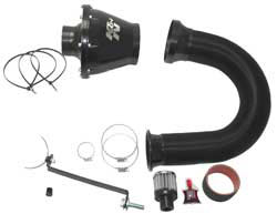 K&N Apollo Closed Air Intake Kit for Seat Ibiza (6L)