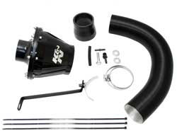 K&N Apollo Closed Air Intake Kit for Skoda Fabia (6Y)
