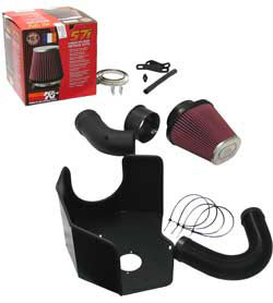 K&N 57i Gen II Performance Air Intake Kit for Volkswagen Golf (MK5)