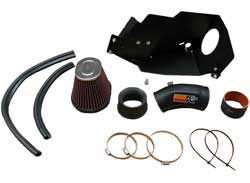 K&N 57i Gen II Performance Air Intake Kit for BMW 3-Series (E36)
