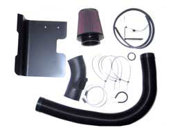 K&N 57i Gen II Performance Air Intake Kit for Toyota MR2 (MK3)