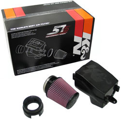 K&N 57i Performance Air Intake Kit for Seat Leon (MK2)
