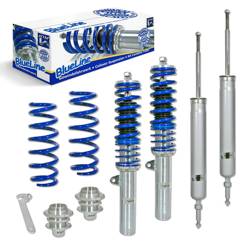 JOM Blueline Coilovers For BMW 1-Series (E81)