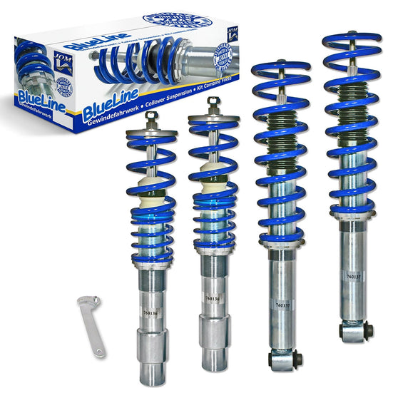 JOM Blueline Coilovers For BMW 5-Series (E60)