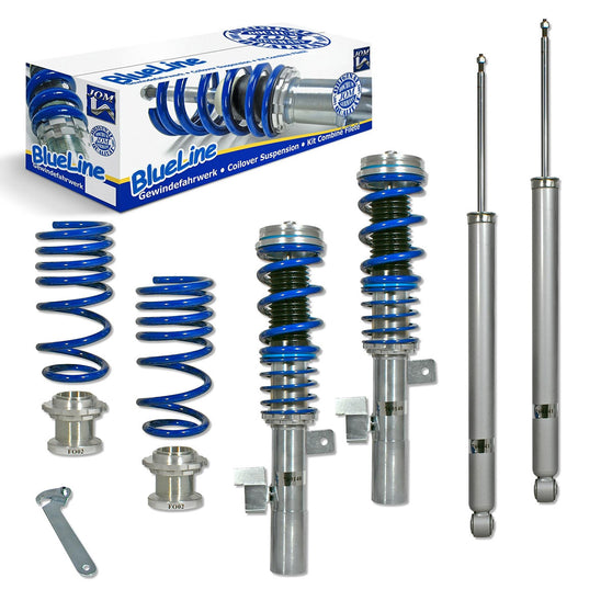 JOM Blueline Coilovers For Ford Focus (MK2)