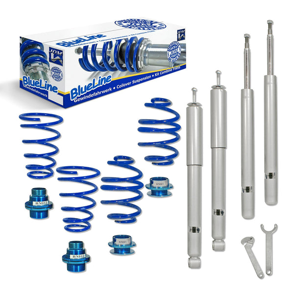 JOM Blueline Coilovers For BMW 3-Series (E30)