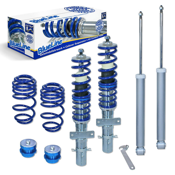 JOM Blueline Coilovers For Seat Ibiza (6J)