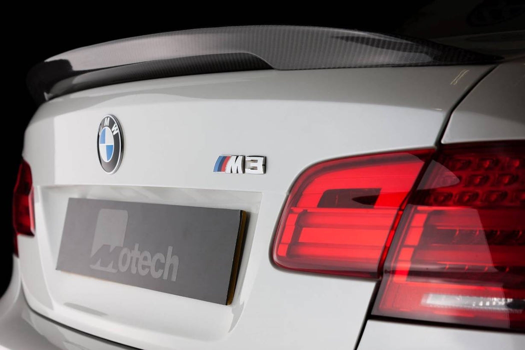 Carbonspeed Ducktail Spoiler for BMW M3 (E92)
