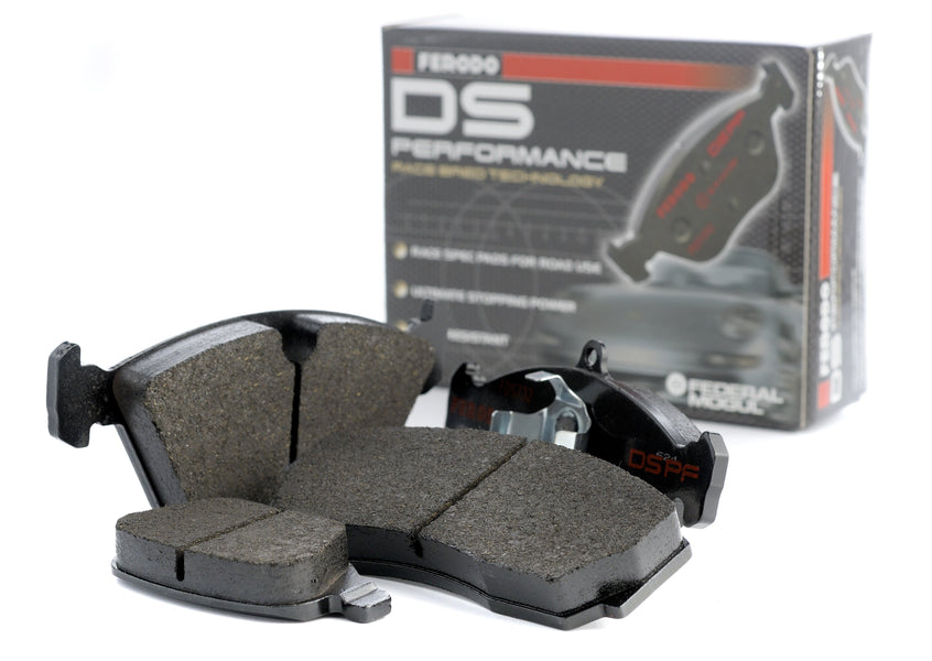 Ferodo DS Performance Rear Brake Pads for Peugeot 206 Hatchback