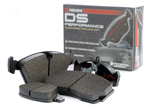 Ferodo DS Performance Rear Brake Pads for Audi A3 Cabrio (8P)