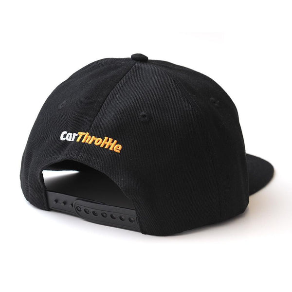 Car Throttle Snapback Cap