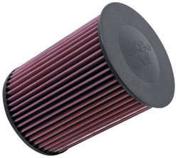 K&N Replacement Air Filter for Ford Focus RS (MK2)