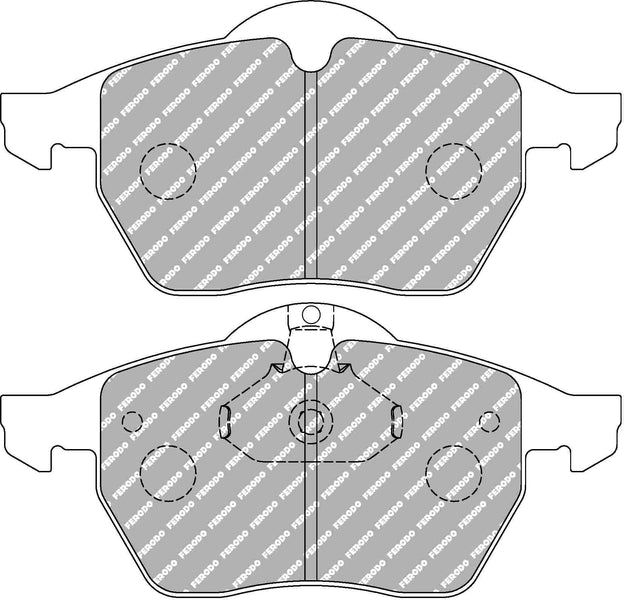 Ferodo DS Performance Front Brake Pads for Saab 9-5 (MK1)
