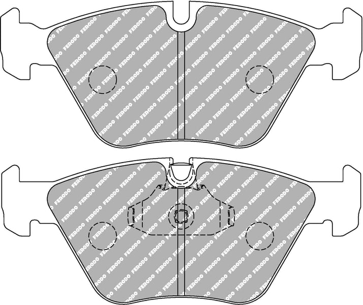 Ferodo DS Performance Front Brake Pads for BMW M3 (E46)