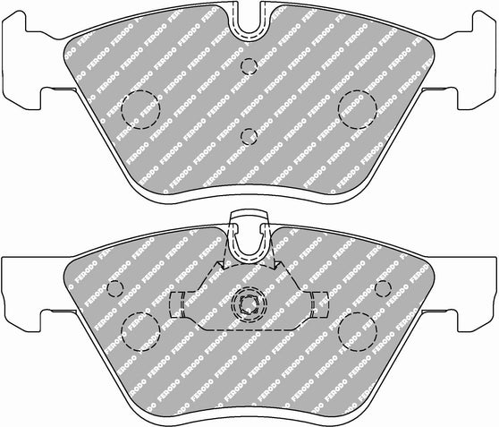 Ferodo DS Performance Front Brake Pads for BMW 3-Series (E93)
