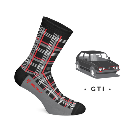 Volkswagen Golf GTI Socks