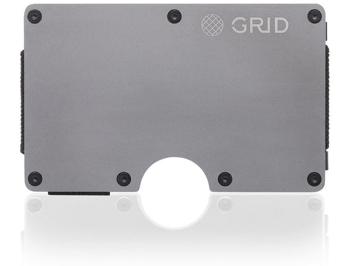 GRID Wallet With RFID Protection
