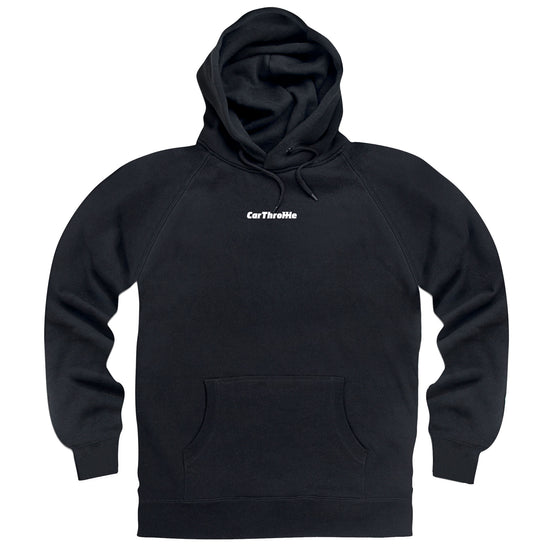 Car Throttle Centre Chest Ultra Soft Premium Logo Hoodie
