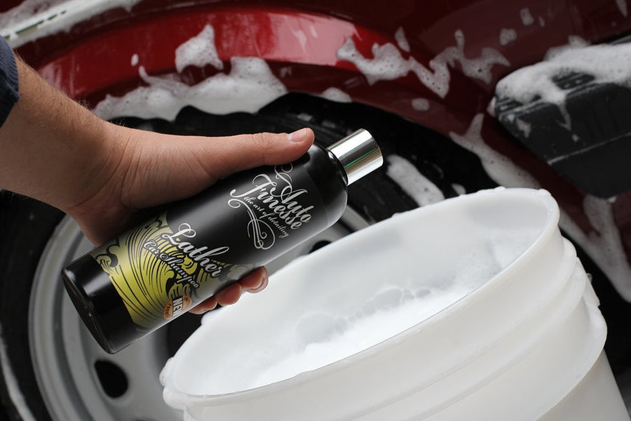 Auto Finesse Lather Car Shampoo 500ml