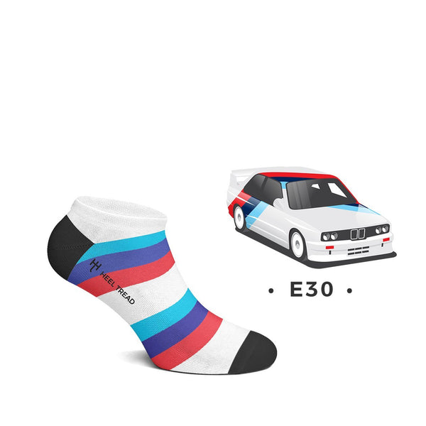 BMW E30 Low Socks