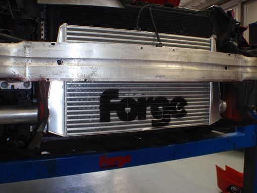 FORGE Intercooler for the Audi A4 and A6 2.0T Petrol