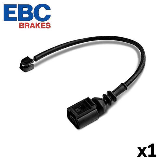 EBC Front Brake Pad Wear Sensor For VOLKSWAGEN Golf Mk4