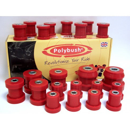 Polybush Bush Kit for Honda S2000