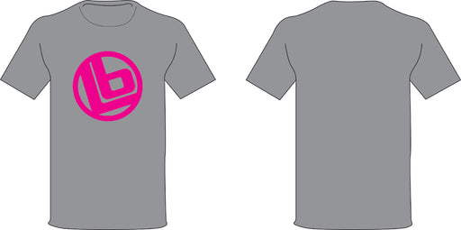 Liberty Walk LB Pink Circle T-Shirt